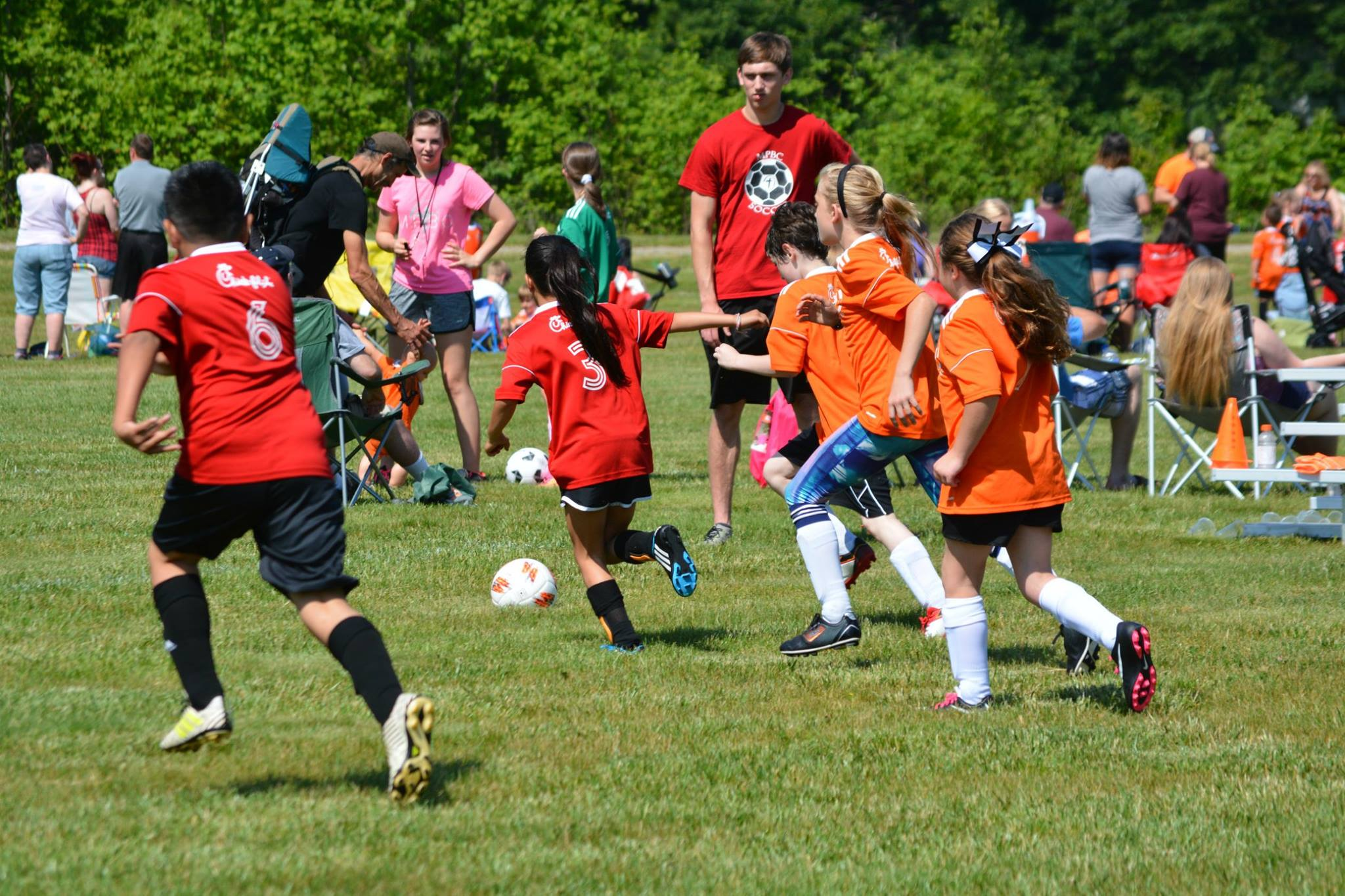 Soccer block